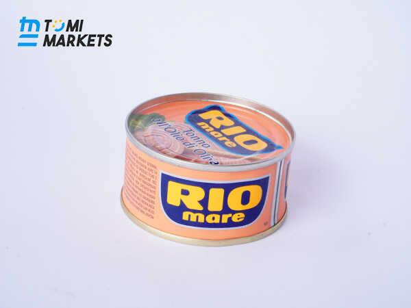Các ngừ ngâm dầu Rio Mare